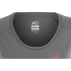 Millet Elevation Shortsleeve Shirt Damen tarmac